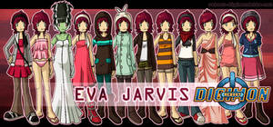 Character Outfits - Eva