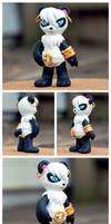 Custom Toy - Ailurmon