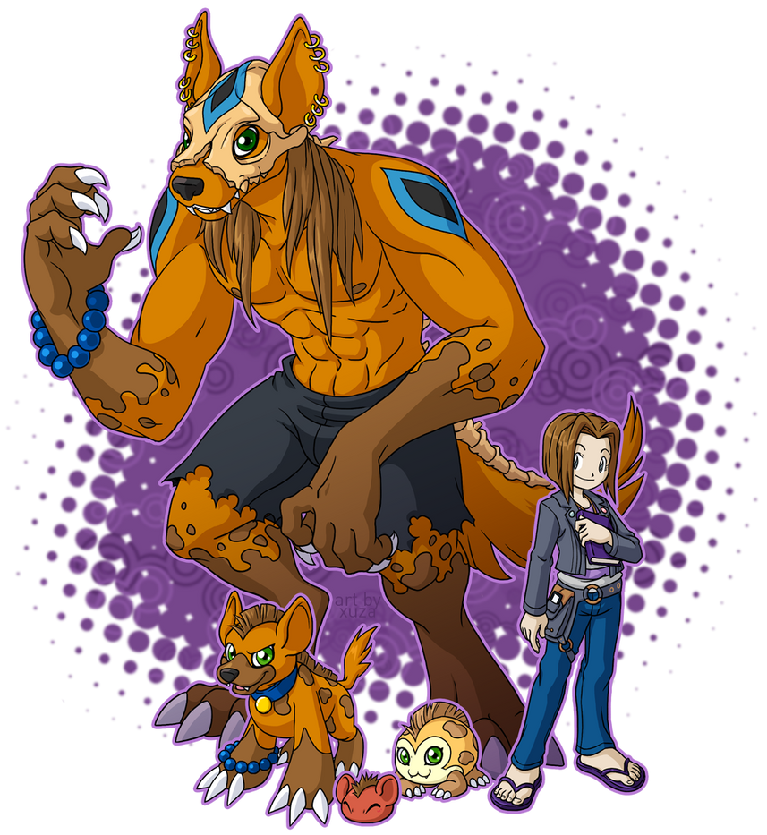 [comm] Hyena Team by xuza
