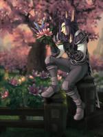 [comm] Flower Arrangement