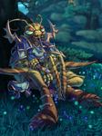 [comm] A Bug's Break