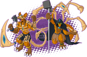 [comm] Hyena Evolutions by xuza