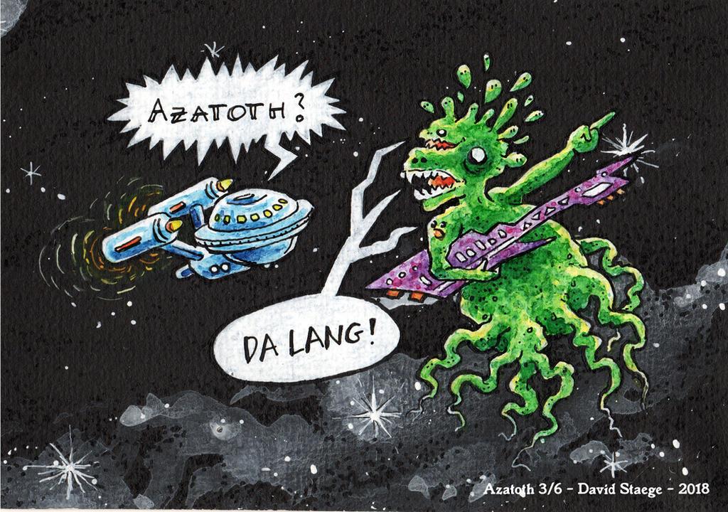 Azatoth by DavidStaege