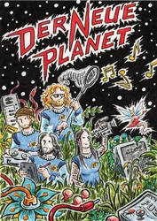 Der Neue Planet by DavidStaege
