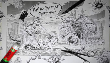 Kaiju-Battle-Germany