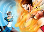 Death Battle: Chun Li vs Mai
