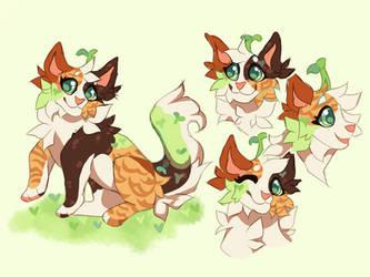 [P] Sketch Page - Bunny!