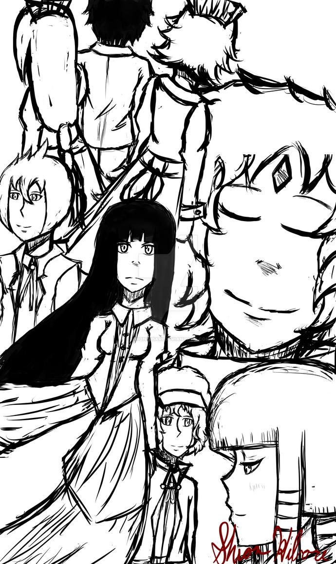 KH: Revelations Extra #4 (Update) by ShionHibari