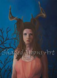 Artemis by ShadedMoons