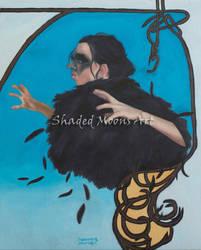 Raven by ShadedMoons