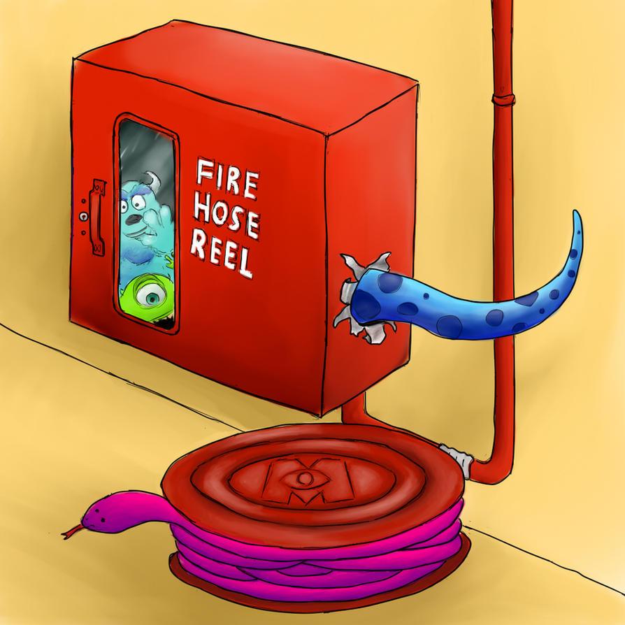 clipart fire hose reel - photo #41