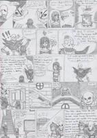 Underfell: Unlikely Friends -6 by JustOneLuke