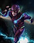 Flash Justice League Snydercut