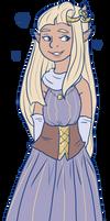 Zelda by ToonMidna
