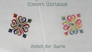 Stitch For Syria
