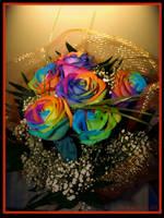Roses by lydiagourioti