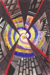 Spiral by FoxyVixen