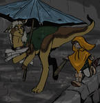Rain buddies