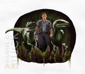 Chris Pratt - Dinosaur Trainer