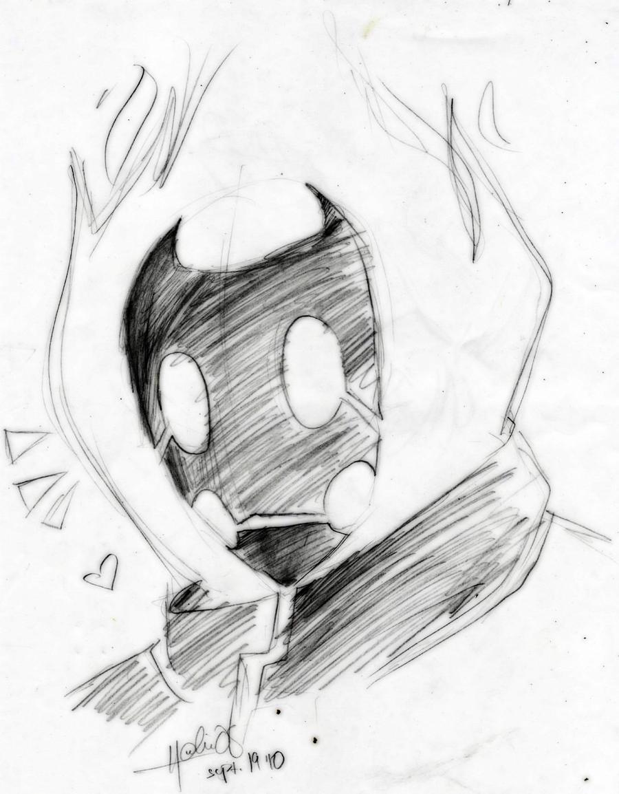 Ben10 Heatblast sketchie by theREDspy on DeviantArt