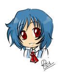 NGE: Rei Ayanami