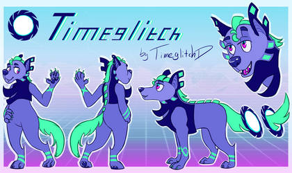Timeglitch [2019 reference] by TimeglitchD