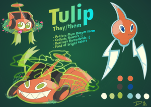 Tulip [2019 reference]