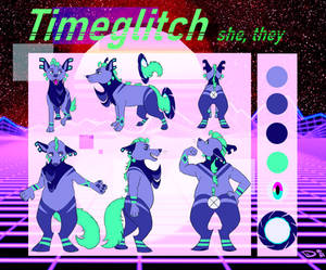 Timeglitch [2020 reference]