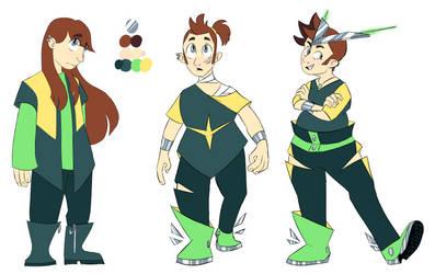 Jill Evolution