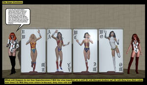 Ultra Woman Trading Card part 2