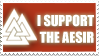 Aesir Stamp by Xakuu