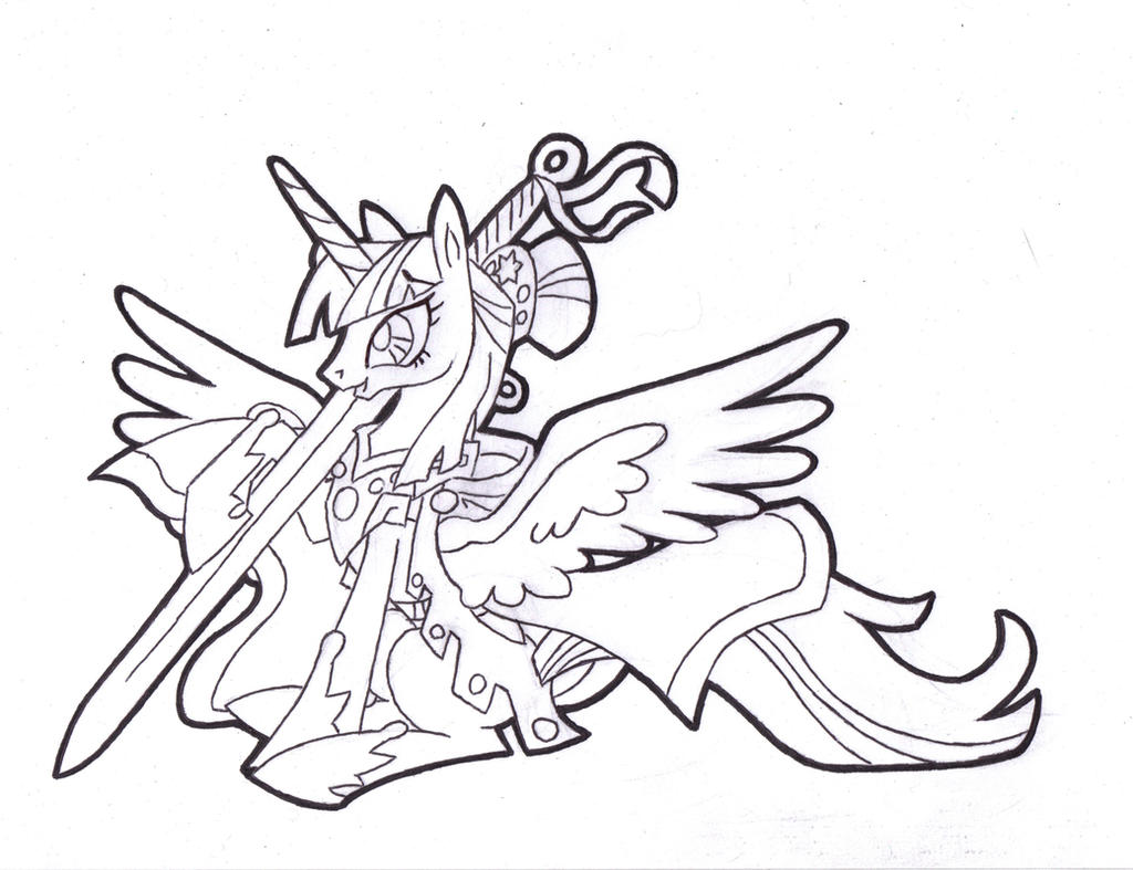 Mlp Alicorn Base Coloring Coloring Pages My Pony Coloring Pages Princess Twilight Sparkle Alicorn Printable