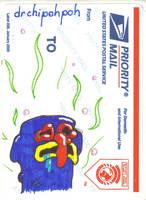 Stankin' Lankin' vfdn usps sticker by drchipohpoh