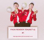 PACK RENDER TEN ( NCT U )