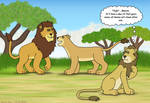 Lion's Mane is Everything by napalmhonour