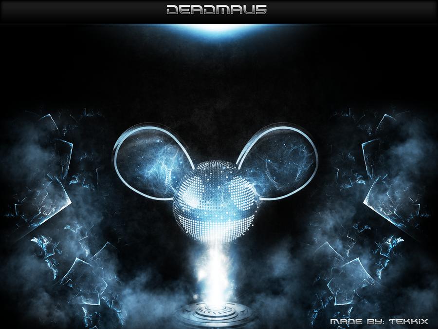 deadmau5 blue head wallpaper - photo #4