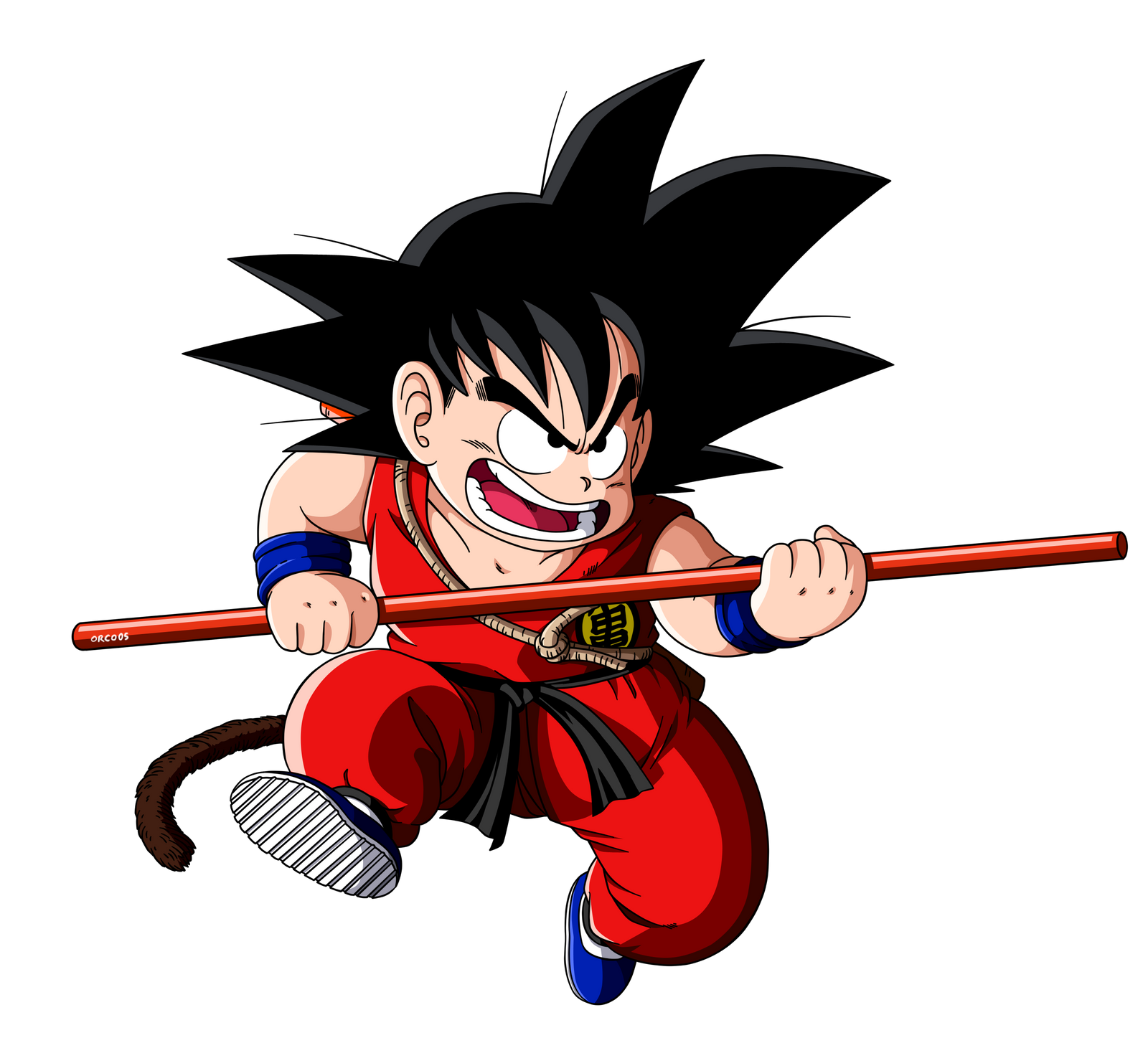dragon ball kid goku wallpaper