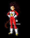 Articha - Vegeta's little sister