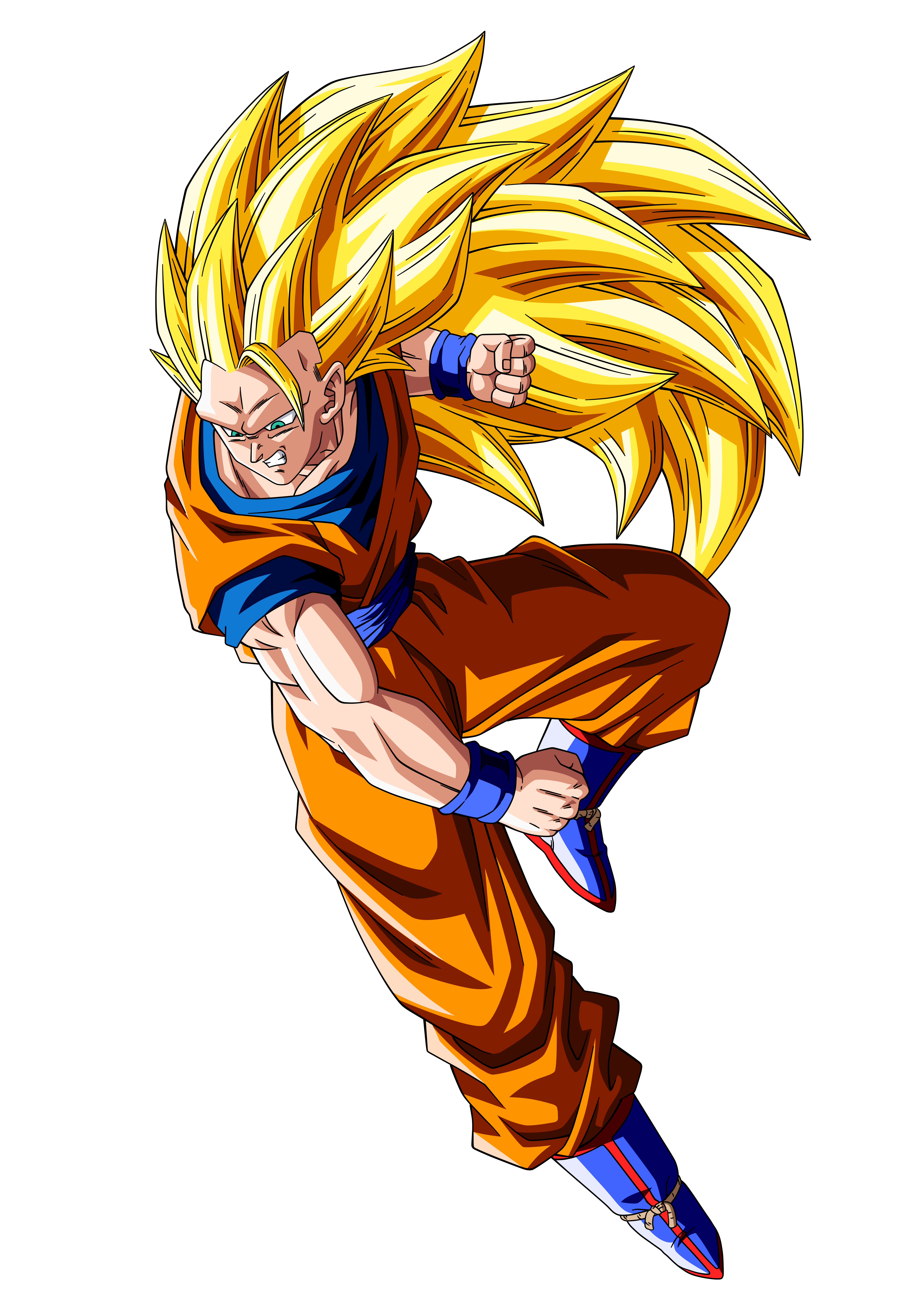 Dragon Ball Z Goku Ssj3 Images | FemaleCelebrity