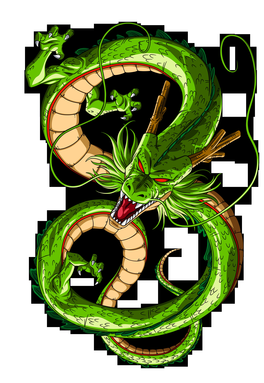 dbz 7 dragon balls shenron