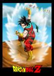 David - Dragon Ball Z OC - v.3