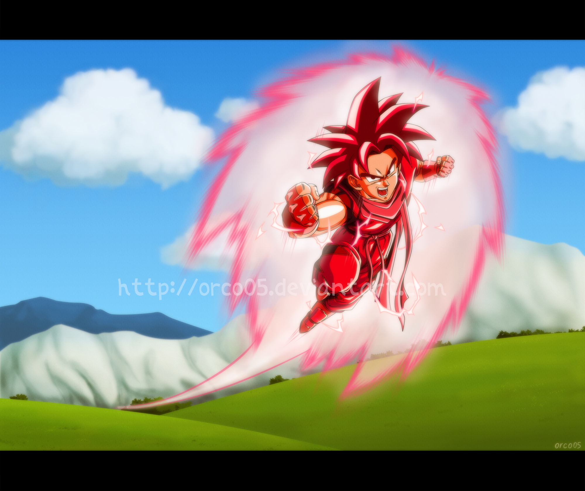 David Kaioken by orco05