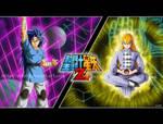 Saint Seiya Z - Saga and Shaka