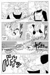 Dragon Ball Z new manga test page