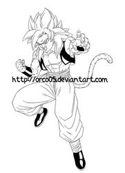 Gogeta - DB New Age - by orco05