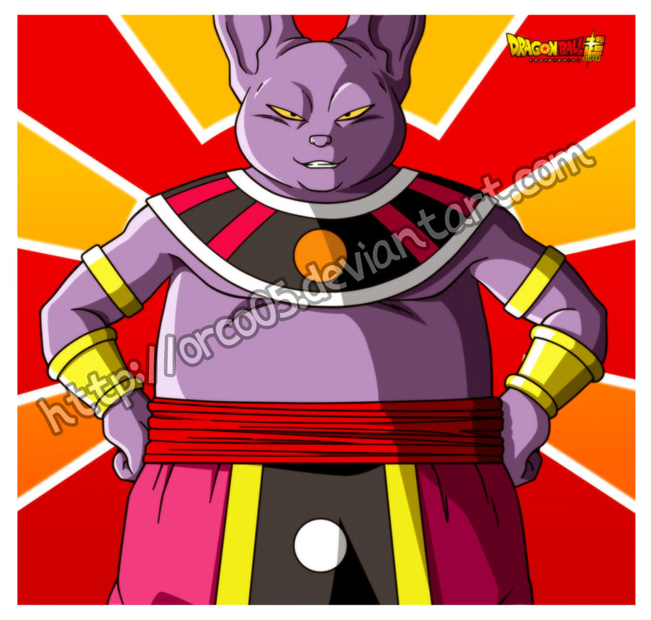 Dragon Ball Super - Shanpa by orco05