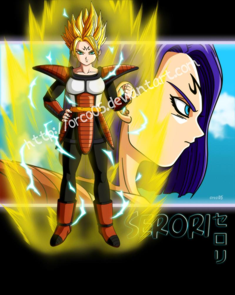 Serori - Dragon Ball Xenoverse OC by orco05