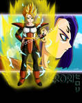 Serori - Dragon Ball Xenoverse OC
