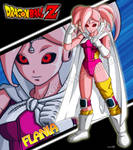Flania - Dragon Ball Xenoverse OC