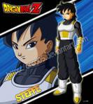 Steffe - Dragon Ball Xenoverse OC